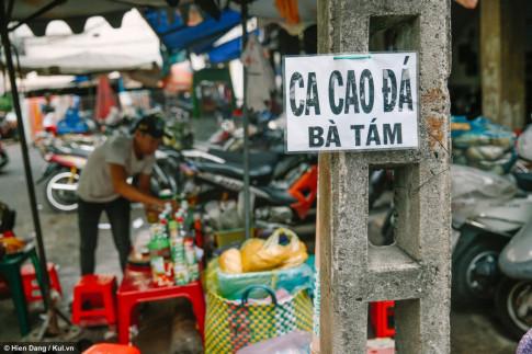 Ban tre Sai Thanh da thu an banh mi cham ca cao da cua Ba Tam chua?