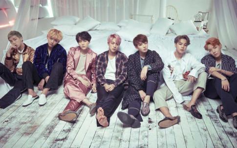 "Billboard Hot 100: Tiep tuc goi ten ""FAKE LOVE"" cua BTS"