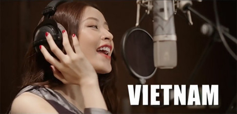 Chi Pu bat ngo xuat hien trong du an phim Thai phat hanh dip Valentine