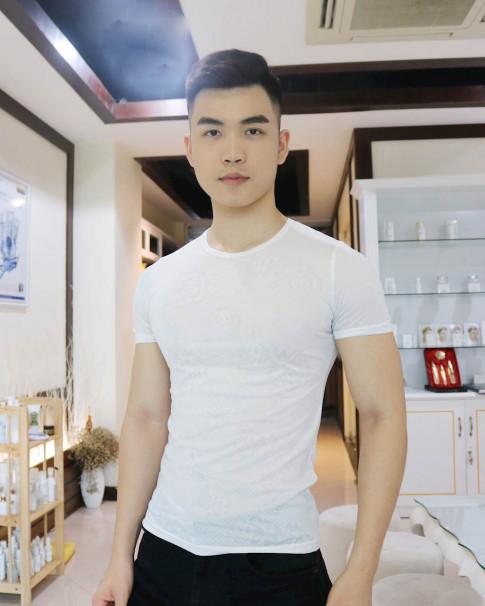 """Dan mang """"choang vang"""" voi ve dep ran roi cua thay giao day phun xam tham my"""