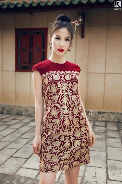 Diem My 9X mang net hoai co dam chat A Dong cua NTK Le Thanh Hoa