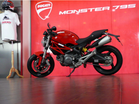Ducati bao gia Monster 795 tai Viet Nam