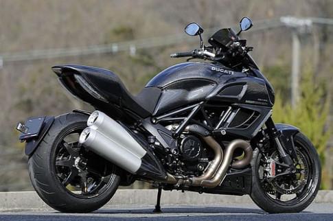 Ducati Diavel do toan soi carbon
