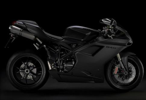 Ducati gioi thieu phien ban 848 EVO 2011