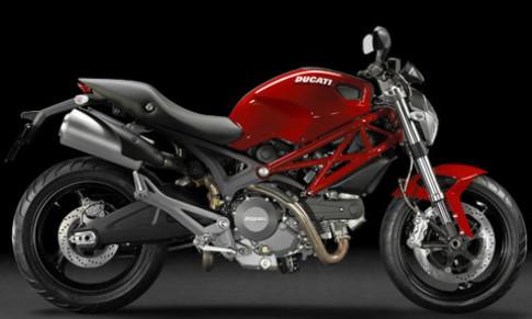 Ducati Monster 795 dau tien cap cang Sai Gon