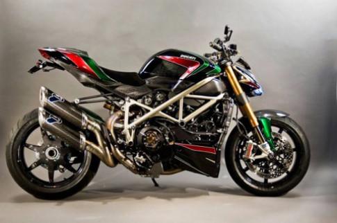 Ducati Streetfighter S 'khoac ao' Rizoma