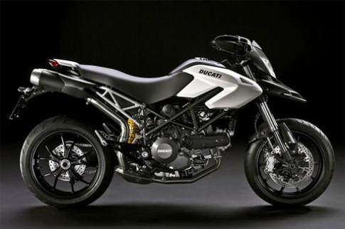 Ducati tiet lo Hypermotard 796 the he moi