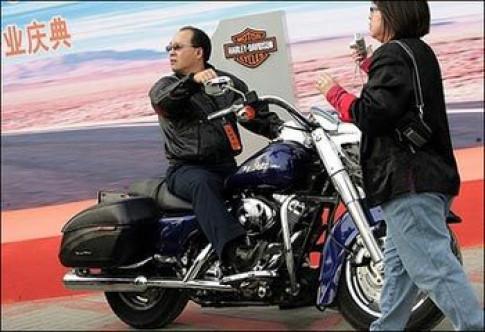 Harley Davidson lai lon trong 2006