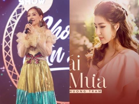 Het chui xeo cu dan mang quay ra ghep doi Huong Tram - Chi Pu: moi luong duyen moi cua showbiz Viet?