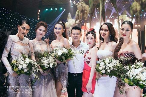 Hoa 'Hong Hai Nhi' Chi Pu 'lot thom' giua dan chan dai gay 'bao' moi dien dan