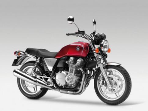 Honda CB1100 gia nhập thị trường châu Âu