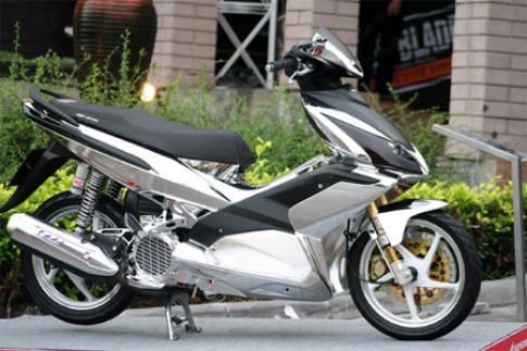 Honda co the trinh lang Air Blade 125