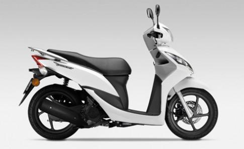 Honda cong bo gia ban Vision 50