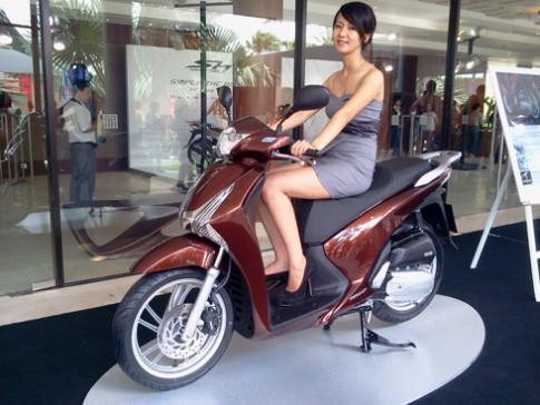 Honda SH gia re