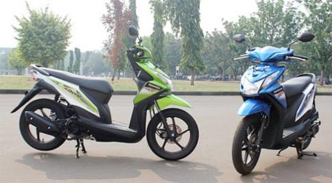 Honda trình làng Beat PGM-FI ở Indonesia