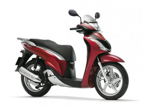 Honda Viet Nam tang gia SH