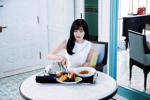Hotgirl Thủy Kimi sang chảnh hết nấc trong chuyến du lịch Phú Quốc