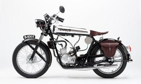 Janus Halcyon 50 - moto do pha cach gia 4.000 USD