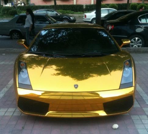 Lamborghini Gallardo do o Trung Quoc