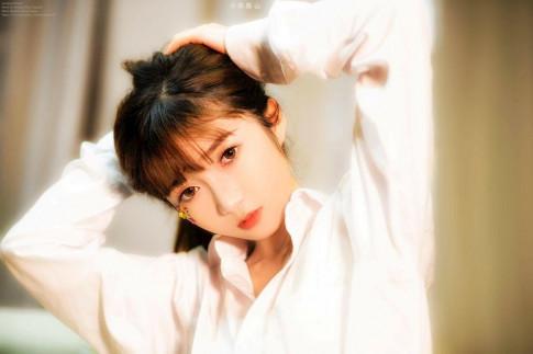 """Mê mẩn trước vẻ ngoài """"mộng mị"""" của nữ game thủ Hà thành"""