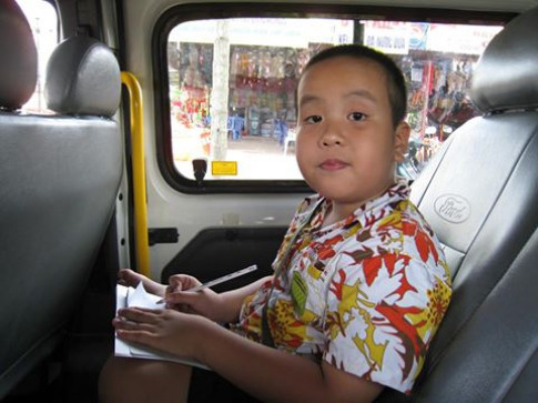 Me Nhat Nam bay cach day con hoc van gioi (P2)