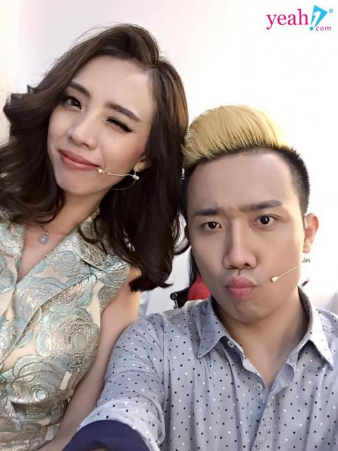 "Moi Tran Thanh den ""an chua"" roi chui te tua, Thu Trang con nhan nhu ""an chuc thi dung nen noi nhieu"""