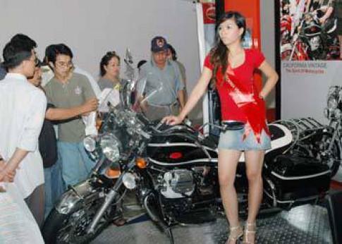 Moto Guzzi - sieu moto den tu Italy
