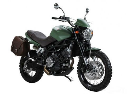 Moto Morini phong cach nha binh gia 15.000 USD