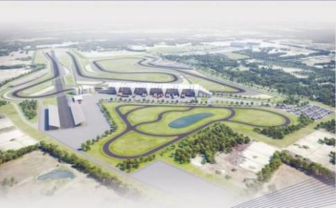 MotoGP chuẩn bị đến Thái Lan