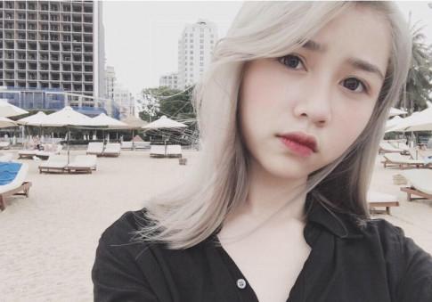Ngoc Han tung clip huong dan make-up cuc don gian cho phai nu