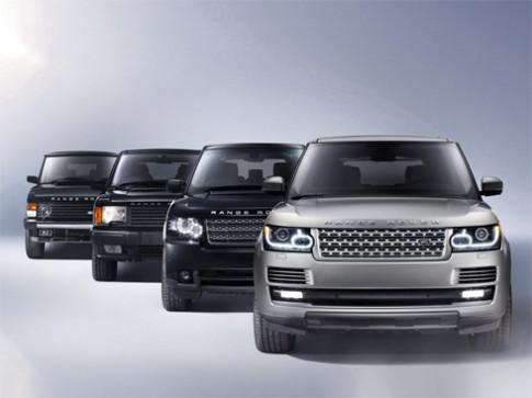 Range Rover 2013 gia tu 114.000 USD o Anh