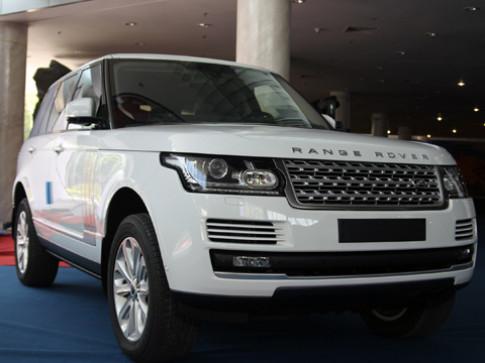 Range Rover 2013 trinh lang tai Viet Nam
