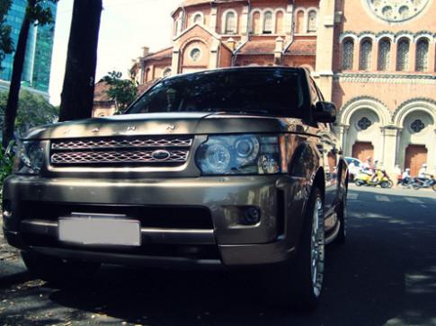 Range Rover Sport do Project Kahn o Sai Gon