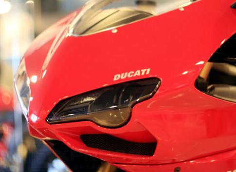 Siêu xe Ducati 1198S 2010 có mặt tại Sài Gòn