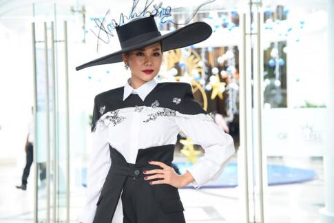 Thi ra day la than thai cua 3 'chi dai' trong ngay dau casting The Face Vietnam 2018