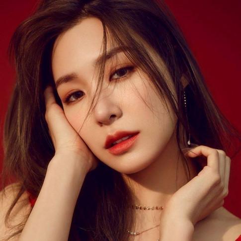 """Tiffany: """"Toi gia nhap Paradigm Talent Agency de co the doan tu voi SNSD"""""""