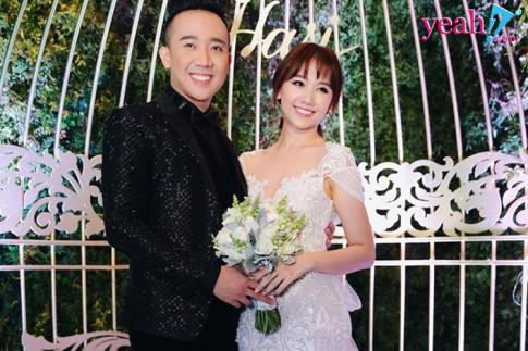 """Tran Thanh ke toi Hari Won: """"No siet het tien bac cua toi, xong toi no keu toi """"siet"""" no"""""""
