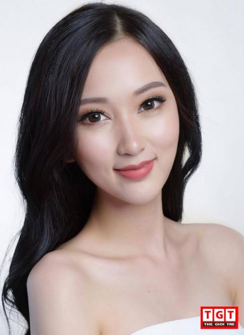 Trang Tay- hotgirl xinh dep nhu cong chua, buon quan ao kiem tram trieu/thang