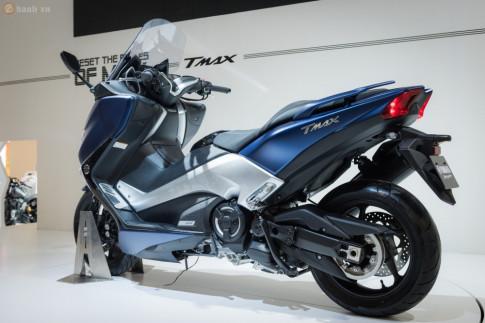 [Clip] - Yamaha trien lam tat ca 84 xe tai EICMA 2016