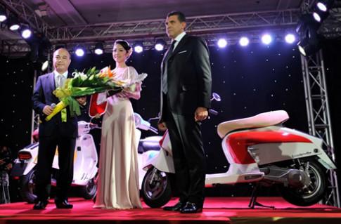 Lambretta LN125 có giá 126,8 triệu đồng tại Việt Nam