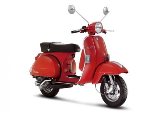 Piaggio công bố giá PX 125 2011