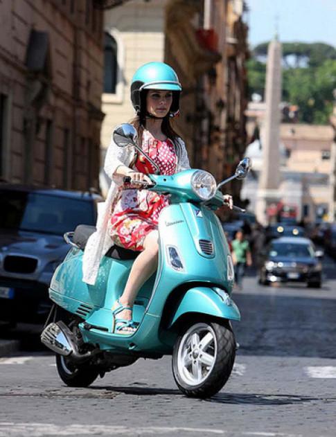 Piaggio sẽ trình làng Vespa giá siêu rẻ 900 USD