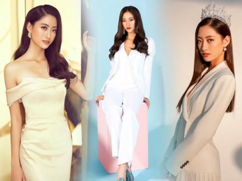"""Sau 1 thang dang quang, Thuy Linh lan dau """"bung lua"""" khoe vong 1 sexy trong chiec vay ho bao"""