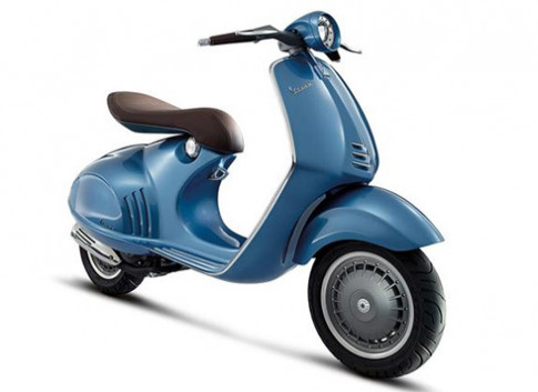 Vespa 946 - scooter phong cach moi