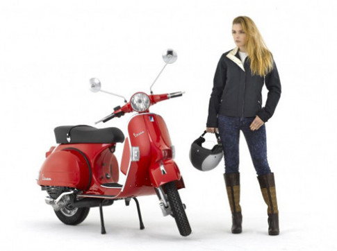 Vespa PX 2011 - scooter huyen thoai