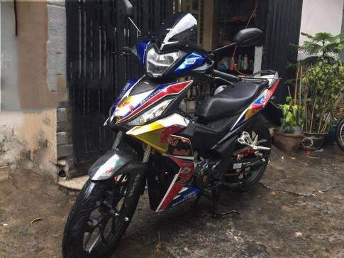 Winner 150 day ca tinh voi phien ban Redbull Racing