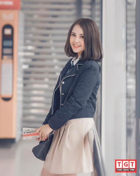"Choang vang voi ""tuoi day thi thanh cong"" co nang 18 tuoi: Sexy, kiem tien gioi"