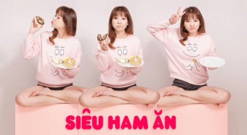 De 'thoa man' dam me an uong, Hari Won lam Vlog am thuc Viet tren kenh YouTube rieng