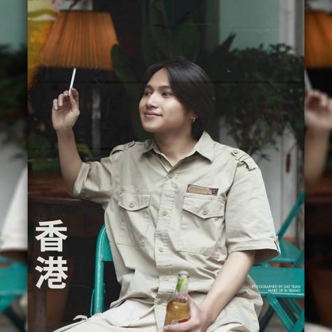 """Nguyen Trong Tai gay thuong nho voi kieu toc hai mai """"tru danh"""" mot thoi"""