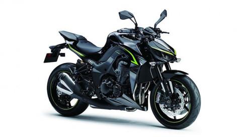 Kawasaki chuan bi ra mat Z1000 phien ban dac biet 2017